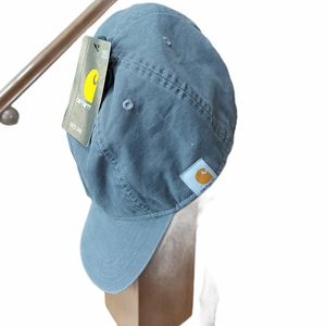 Carhartt gray ball style hat new with tags